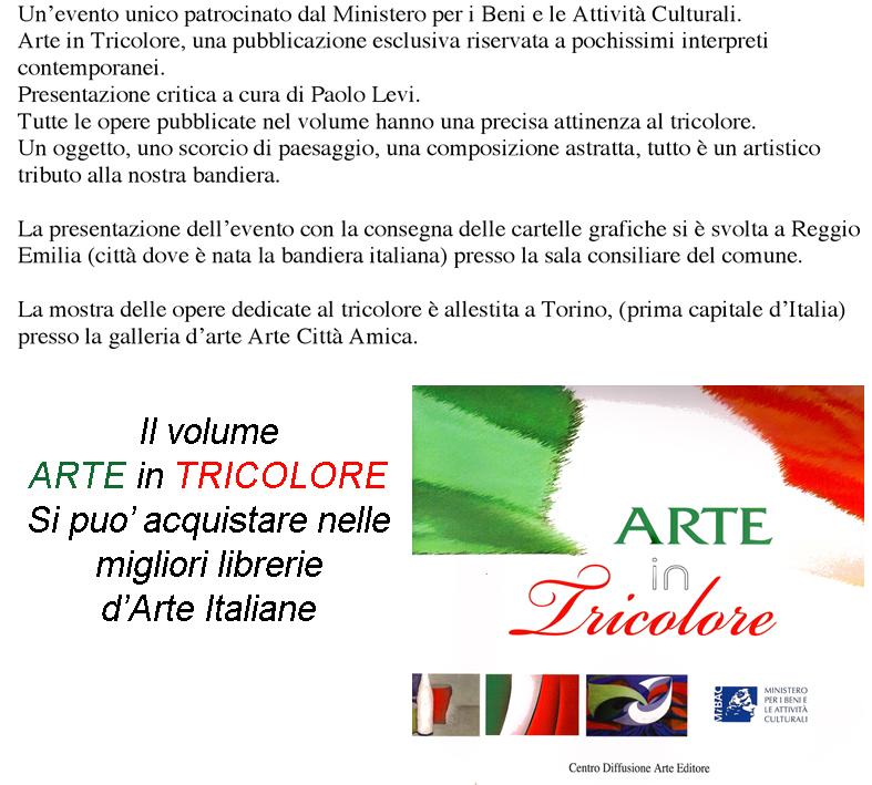 Arte in Tricolore
