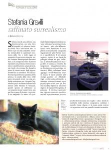 "Stefania Gravili ""Raffinato Surrealismo"""